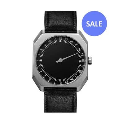slow Jo 28-swiss-24 hour one-hand watch - sale